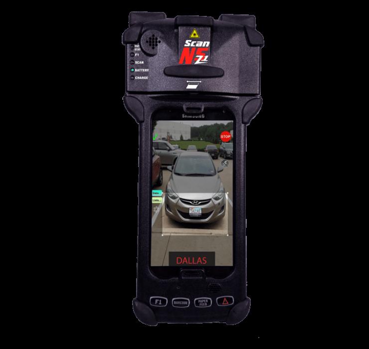 Parking - Mobile LPR